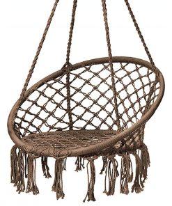 Macrame Garden Chair