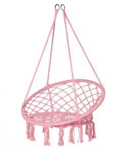 Macrame Hammock Chair Swing
