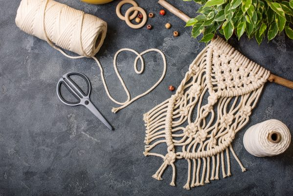 How to macrame wall hanging? for beginners